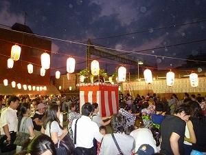 井荻盆踊り1