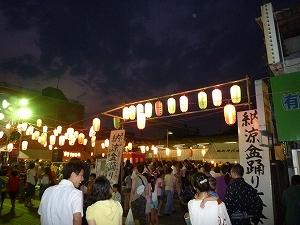 井荻盆踊り2