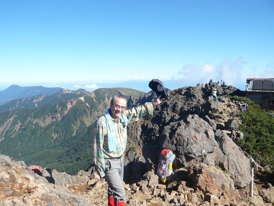 富士山も南アルプスもすぐそばにある。景色抜群だ。