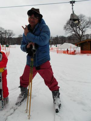 スキー軽井沢