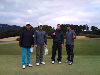 同窓会ゴルフ (1)