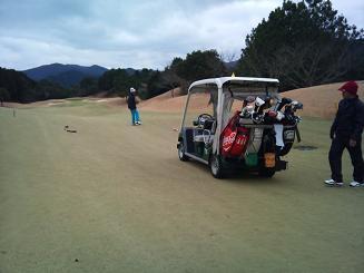 同窓会ゴルフ (3)