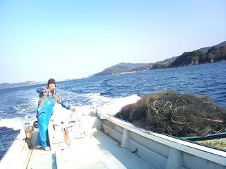 2012-01-29 網揚げ張り (1)