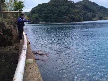 20120219大島釣り (1)