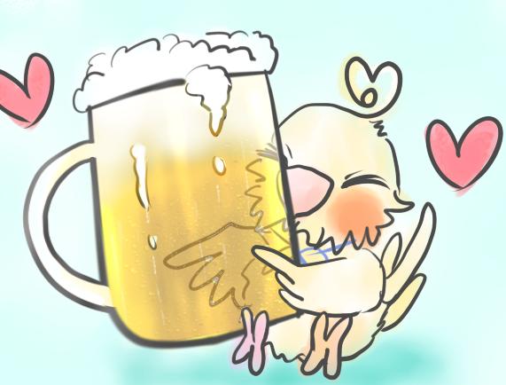 ビールの美味しい時期がやって来ました♪