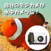 水中カメラ,防水カメラ