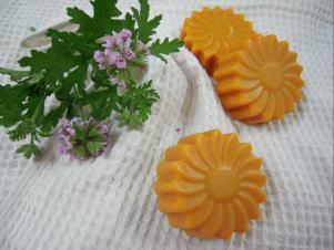 カロチンマーガレット石鹸