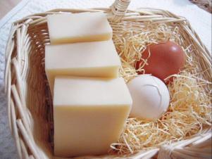 たまご椿石鹸