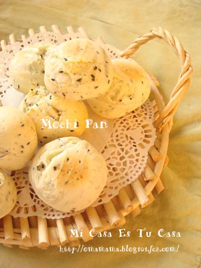 Mochi Pan