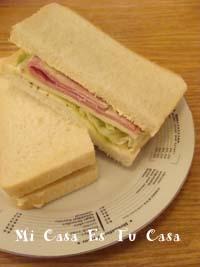 Ham Sandwich