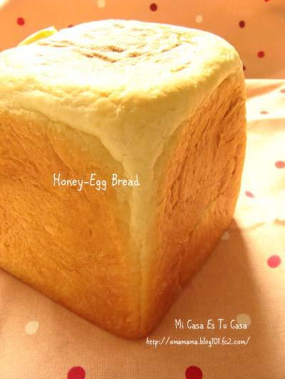 Honey-Egg Bread