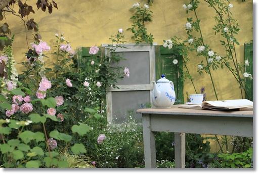 エミリー・ディキンソンの庭4