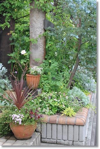 門前花壇1