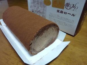 堂島チョコロール