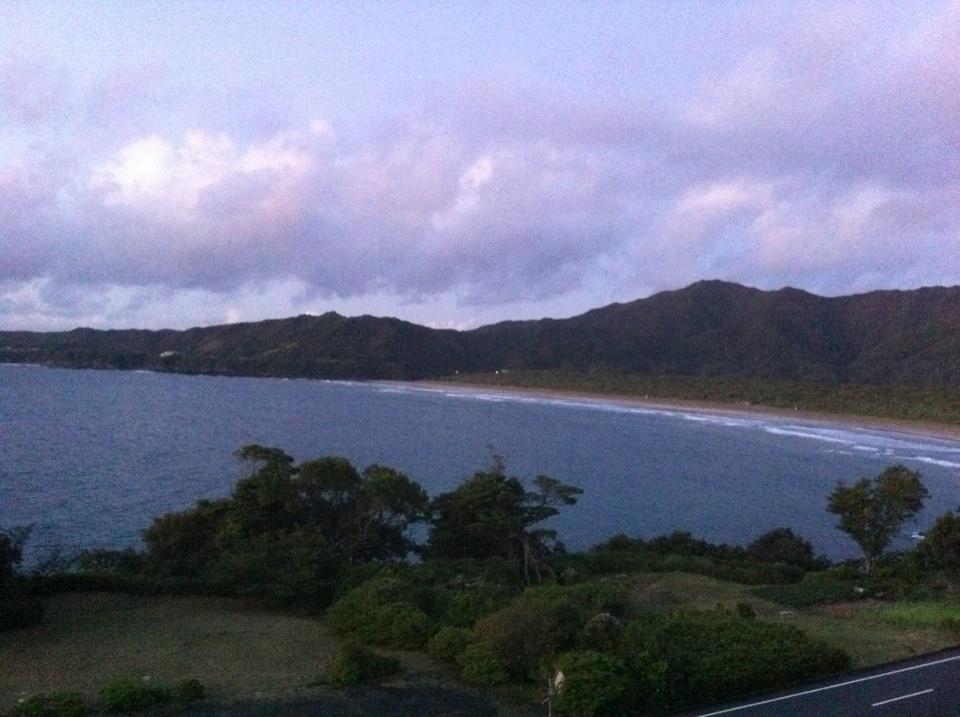 海癒からの景色