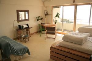 海癒の部屋