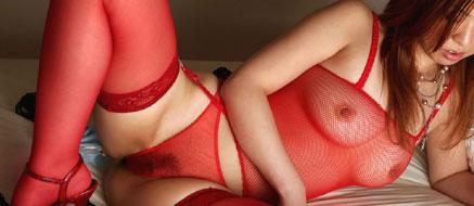 クリスマスは赤い下着が似合うおっぱいと過ごそう♪