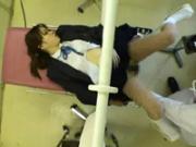 【鬼畜医師】訪れた病院でしつこく触診を施されて挿入されてしまう女子校生!