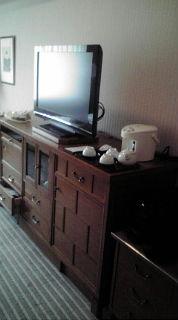 帝国ホテルテレビボード