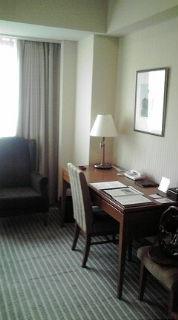 帝国ホテル机