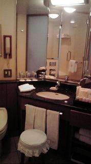 帝国ホテル洗面台