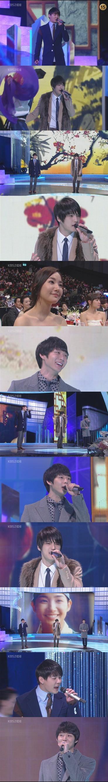 jyj2010kbs演技大賞01