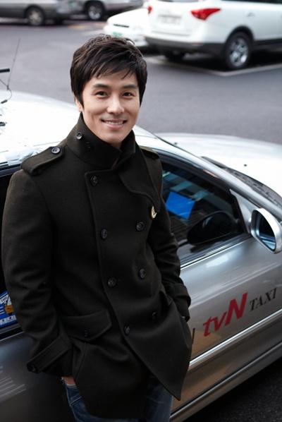 キム・ドンワンタクシー02201101