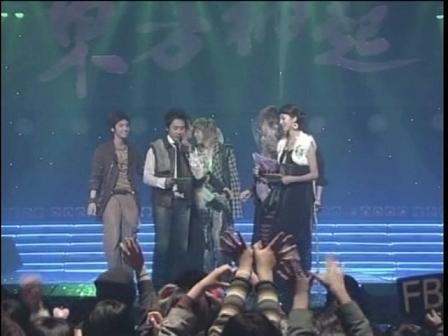 エンディ人気歌謡2005年10月23日07