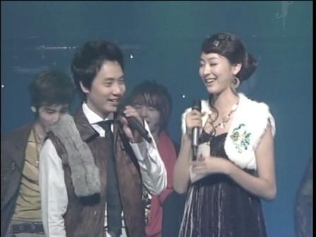 エンディ人気歌謡2005年10月23日13