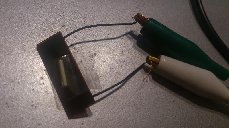 マイクロ原子力電池