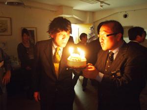 大阪ケイオス 古芝義福 田代和宏 大阪ケイオスカフェ