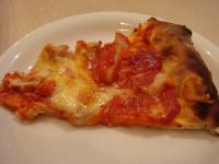 シメにピザを食べたポンちゃん・・・6