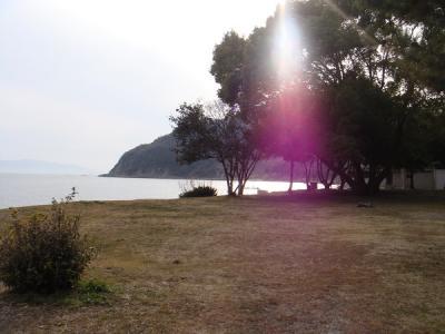 海を眺めて静かな無料キャンプ場