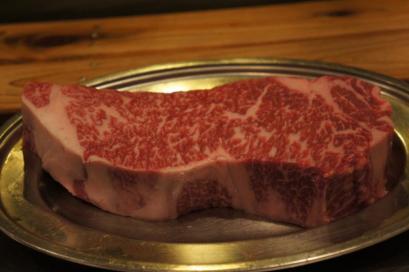 こちらが本日のお肉