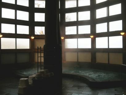 多々羅温泉 素朴でいい温泉でした