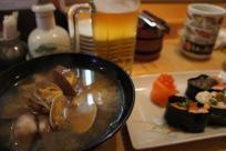 あさりのお味噌汁