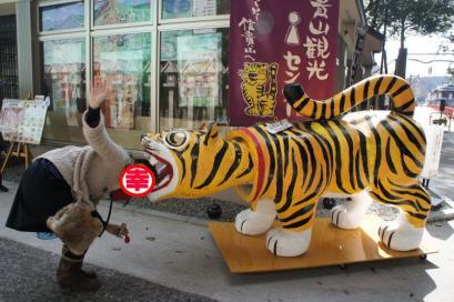 お腹いっぱいなので、とりあえず虎に食べられてみます