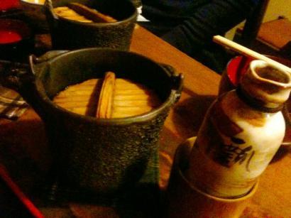 蕎麦湯とお出汁