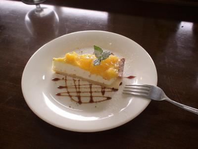 カポ・ペリカーノのデザート