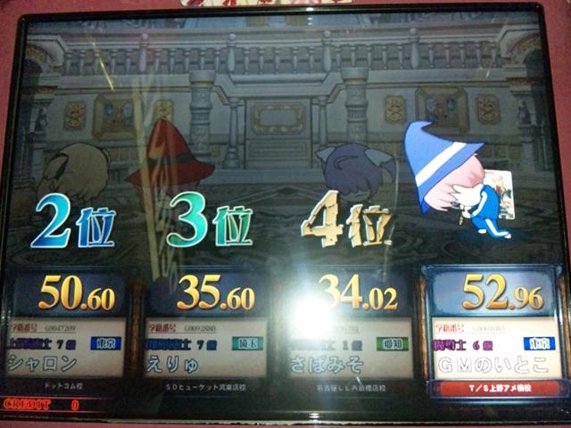 サブカ第123戦(2)