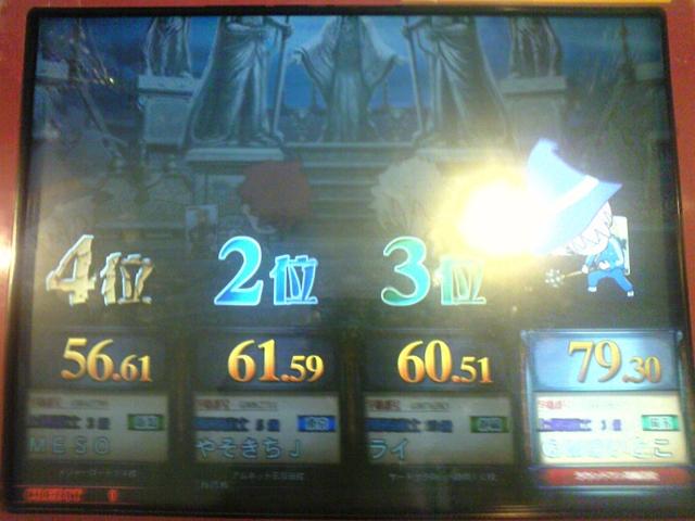 サブカ第77戦(2)