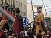 43016 desfile de Gigantes