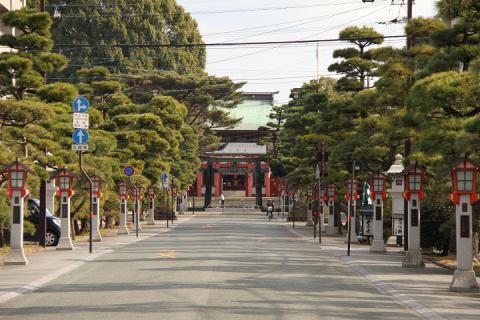 540 藤崎八幡宮