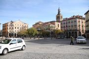 0736 Plaza Mayor de Segovia