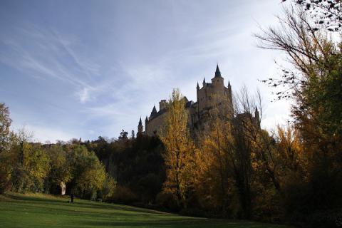 0802 Alcazar de Segovia