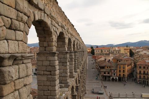 0941 Acueducto de Segovia