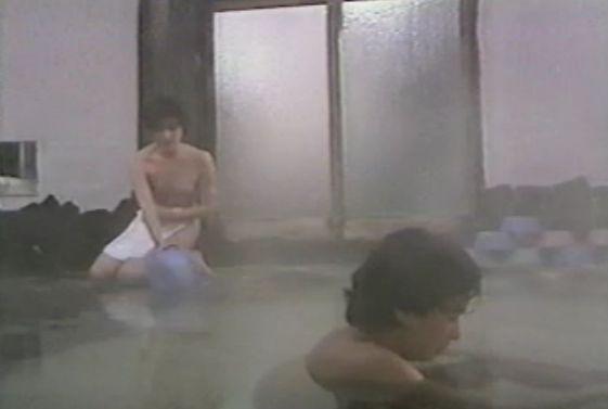 【芦川よしみ】温泉で全裸ヌードシーン