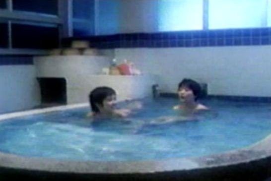 【加藤香子】入浴シーンでフルヌード