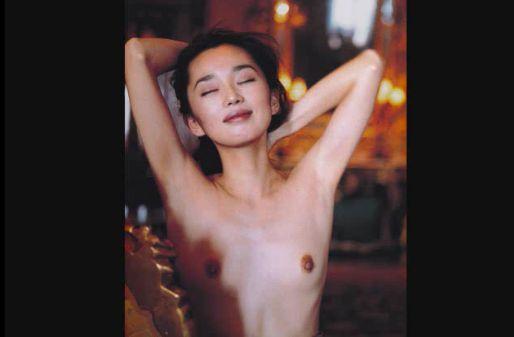 【葉月里緒菜】全裸ヌードスライドショー