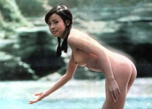 【由美かおる】全裸ヌードスライドショー